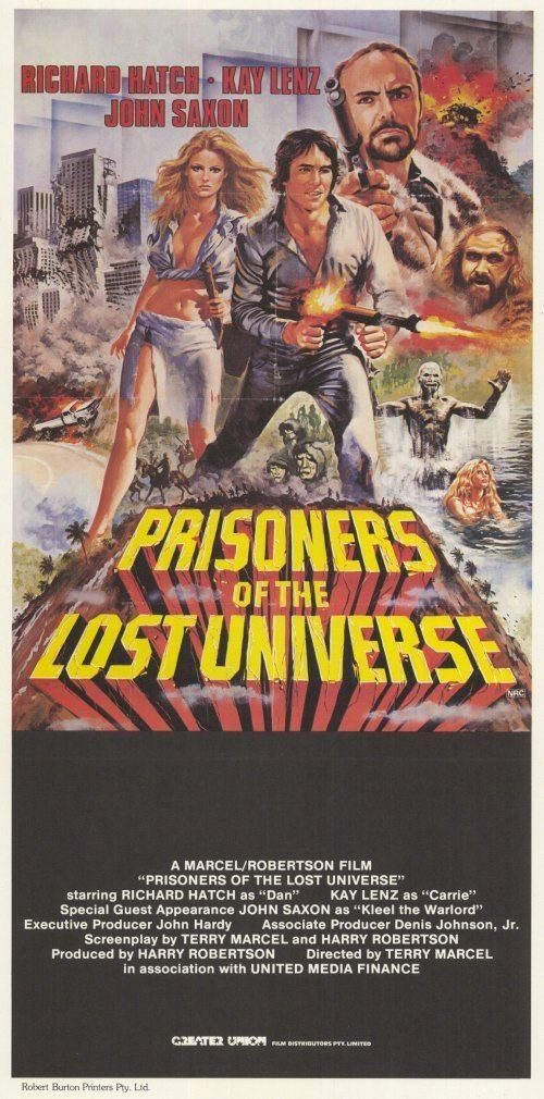 Prisoners of the Lost Universe Prisoners of the Lost Universe Movie Posters From Movie Poster Shop