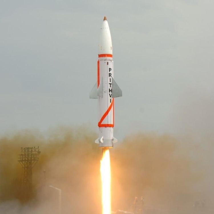 Prithvi (missile) PRITHVI
