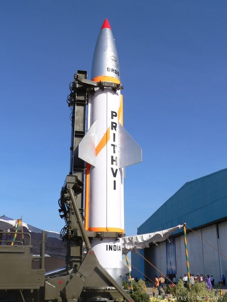 Prithvi (missile) India Just Fired PrithviII Missile Here39s Why It39s a Milestone