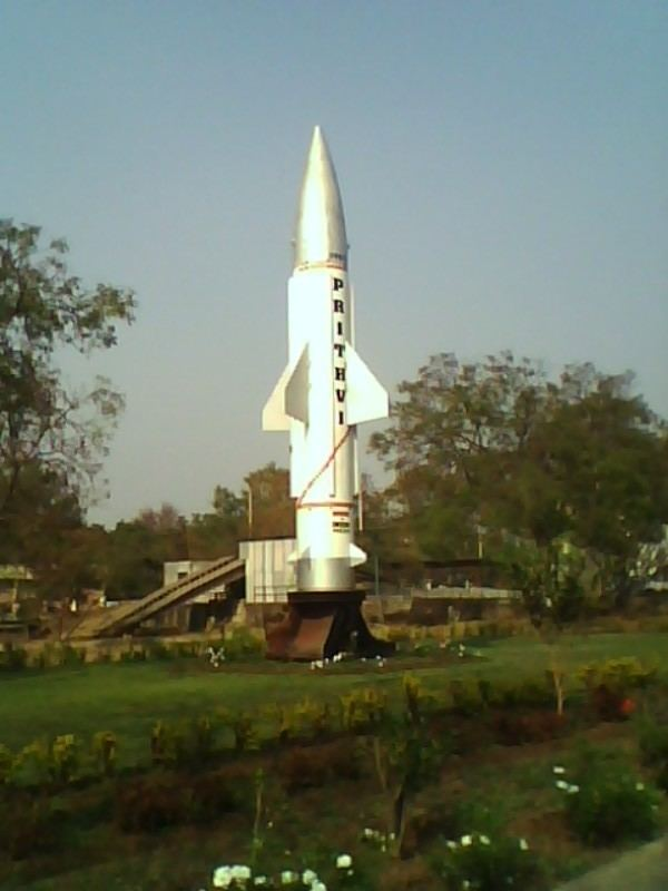 Prithvi (missile) PrithviII a Nuclear Capable Missile Successfully Test Fired