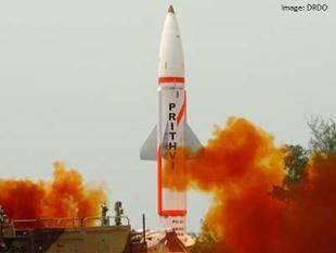Prithvi (missile) India successfully testfires nuclear capable Prithvi II missile