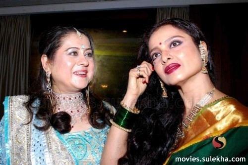 Priti Sapru Page 8 of Nagma Rekha and Yuvraj at the reception of