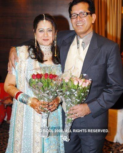 Priti Sapru Preeti Sapru39s wedding Photogallery Times of India