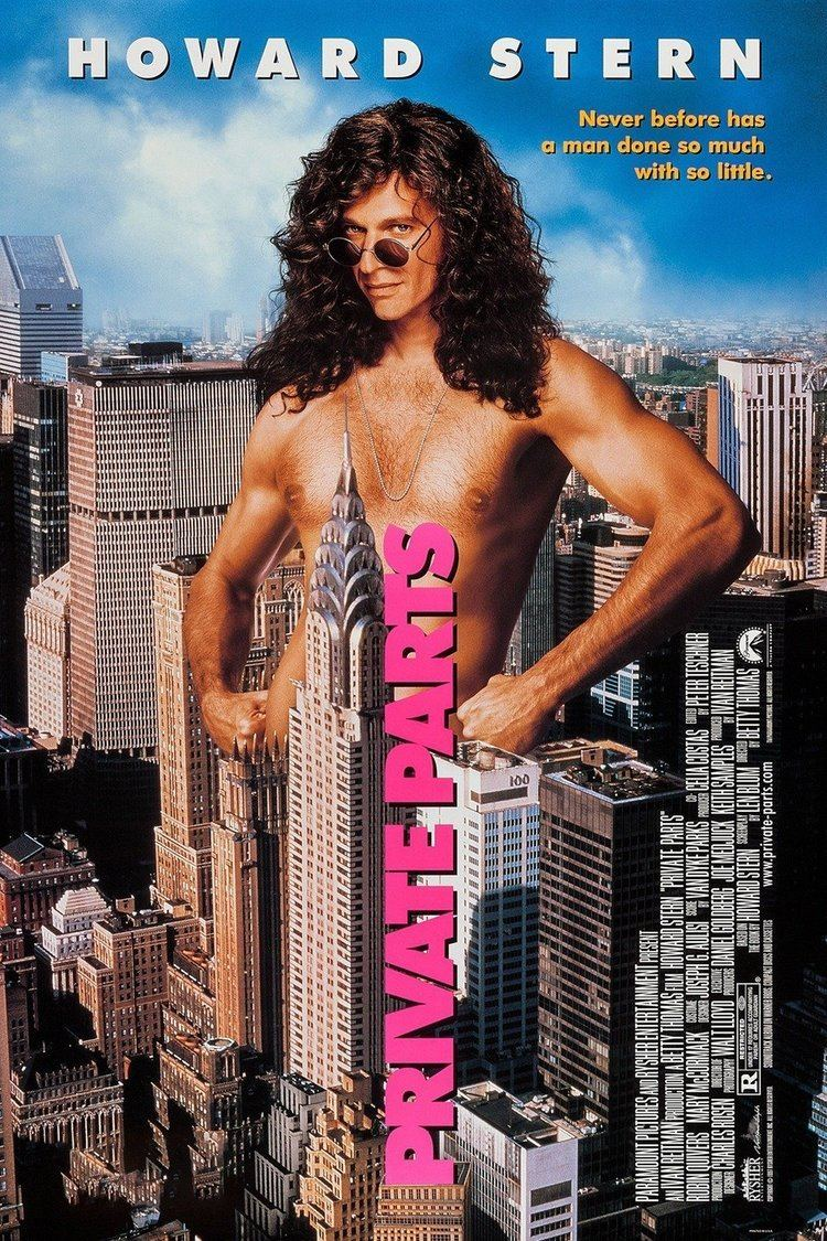 Private Parts (1997 film) wwwgstaticcomtvthumbmovieposters19113p19113
