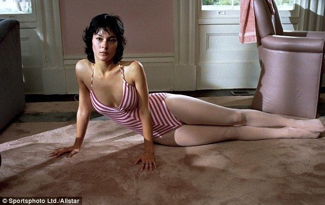 Private School (film) movie scenes Family affair Actress Meg Tilly in the 1983 film The Big Chill before she met