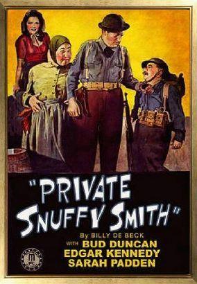 Private Snuffy Smith Private Snuffy Smith 1942 Edward F Cline Synopsis