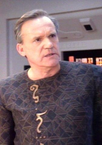 John S. Ragin Star Trek The Next Generation Estrelas Convidadas ki