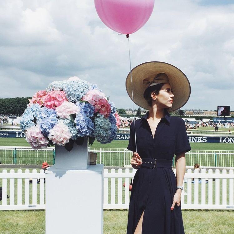 Prix de Diane Le Prix de Diane Longines the balloon diary