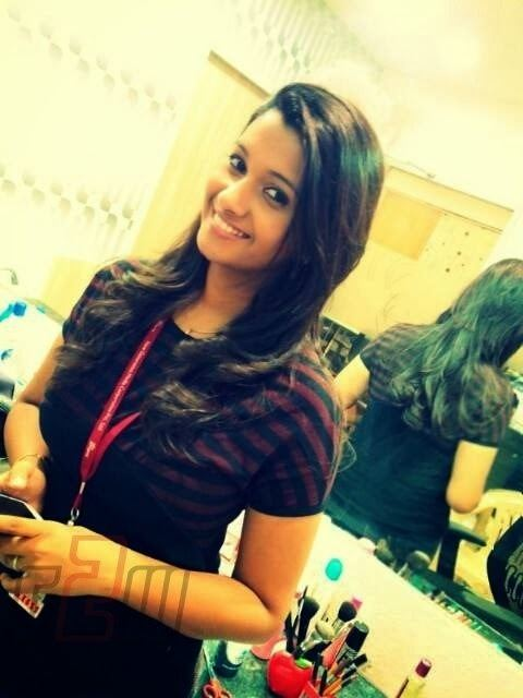 Priya Bhavani Shankar PUTHIYA THALAIMURAI TV NEWS READER PRIYA BHAVANI SHANKAR