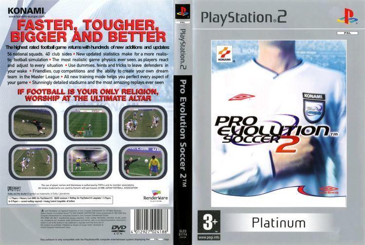 Pro Evolution Soccer 2 - Alchetron, The Free Social Encyclopedia