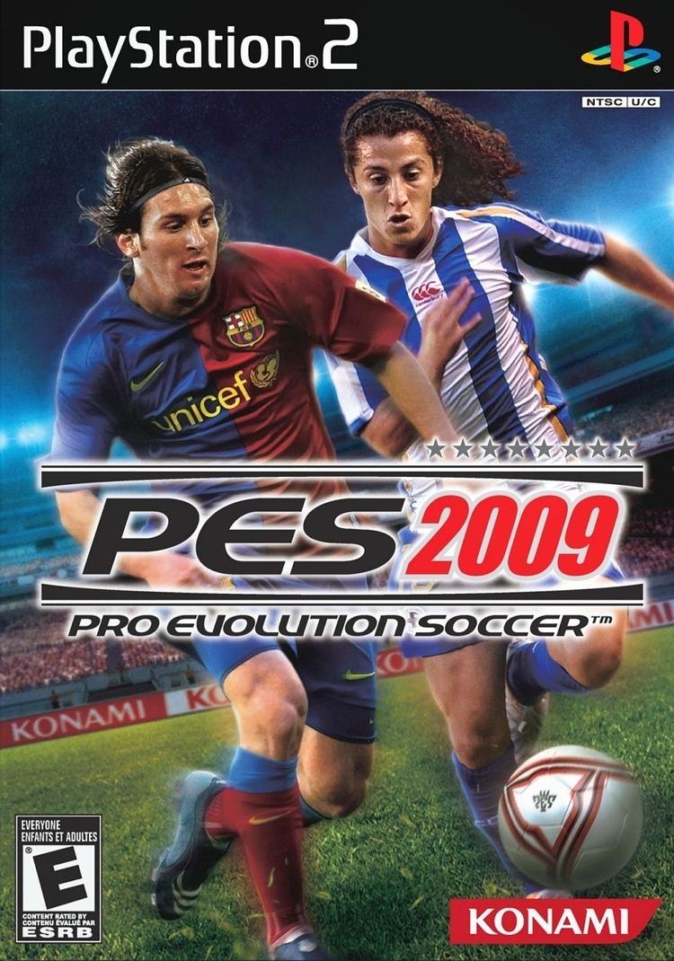 Pro Evolution Soccer 2009 - Alchetron, the free social encyclopedia
