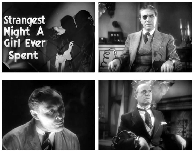 Probation (1932 film) movie scenes Doctor X was only the second Warner Brothers movie to utilise the brand spanking new Technicolor process which removed graininess and improved both colour