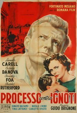 Processo contro ignoti movie poster