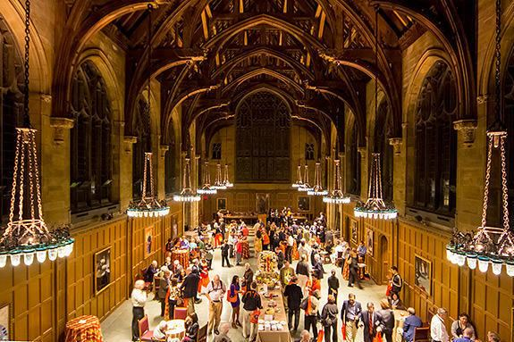 Proctor Hall Princeton Universitys Proctor Hall Reintroduced The Lighting Practice