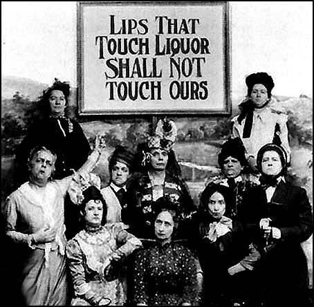 Prohibition in the United States A Hundred Miles of Dry Religion and the Persistence of Prohibition