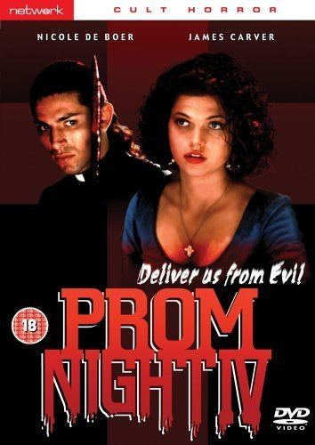 Prom Night IV: Deliver Us from Evil Prom Night 4 Deliver Us From Evil DVD Amazoncouk Nicole De