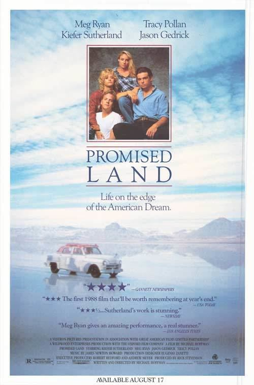 Promised Land (1987 film) Promised Land movie posters at movie poster warehouse moviepostercom
