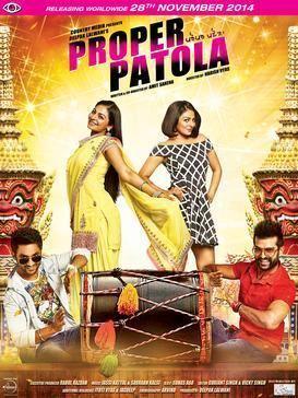 Proper Patola (2014 film) movie poster