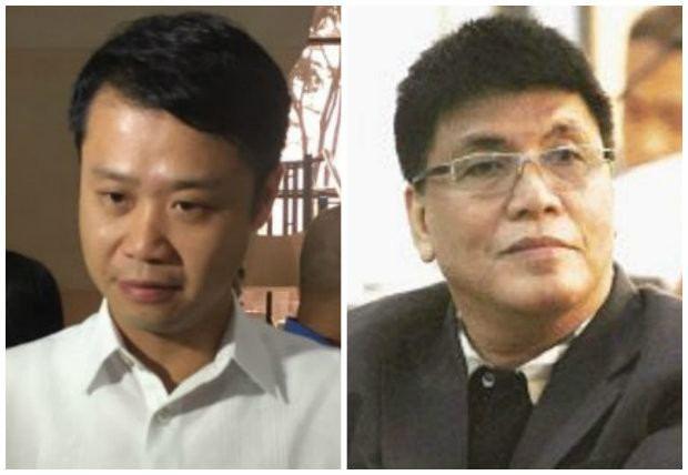 Prospero Pichay Jr. Gatchalian Pichay face criminal raps over bank buyout Inquirer News