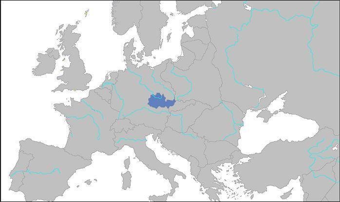 Protectorate of Bohemia and Moravia Bohemia and Moravia Protectorate Prague Minos Guide