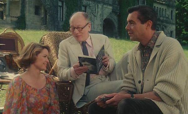 Providence (1977 film) Providence 1977 Alain Resnais Brandons movie memory