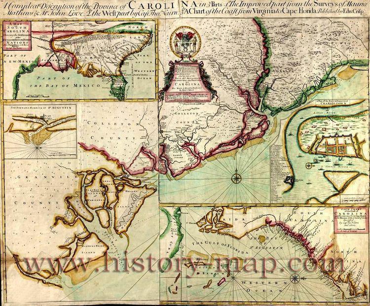 Province of Carolina of Carolina