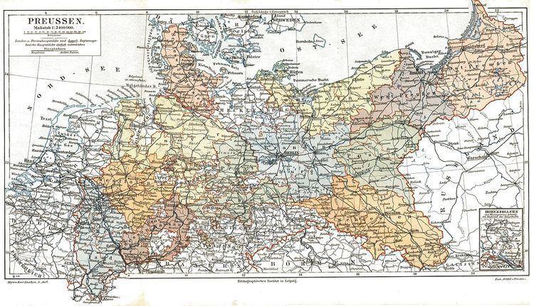 Provinces of Prussia
