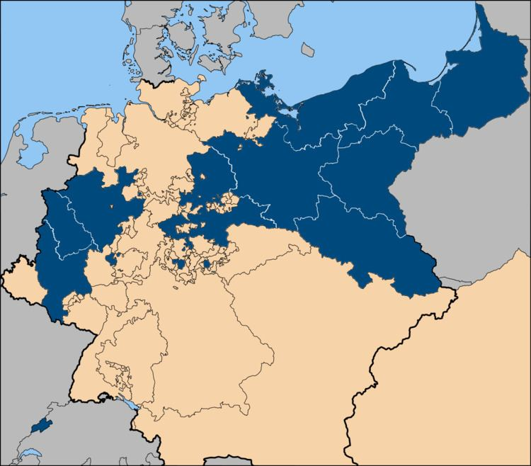 Prussian Union of churches