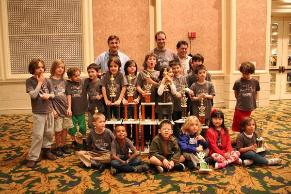 PS 41 Check it out PS 41 chess team are national champs The Villager