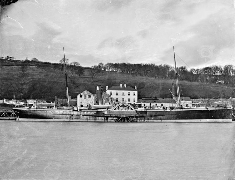 PS Milford (1873)