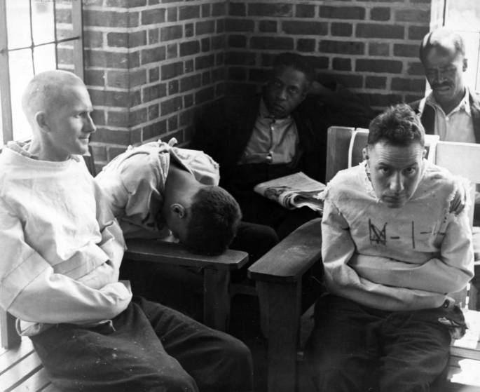 Psychiatric hospital Strangers to Reason LIFE Inside a Psychiatric Hospital 1938 Timecom