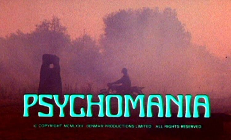 Psychomania The Bloody Pit of Horror Psychomania 1973