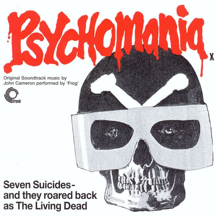 Psychomania Sound SHOCK Composer John Cameron on Making the Music of