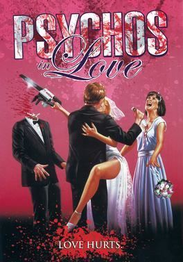 Psychos in Love movie poster