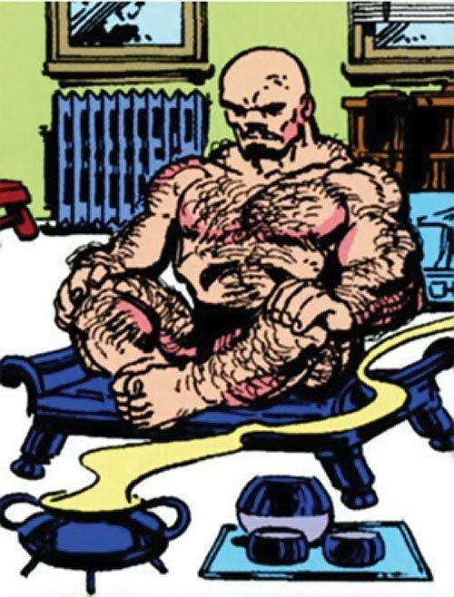 Puck (Marvel Comics) Puck Marvel Comics Alpha Flight Eugene Judd Character