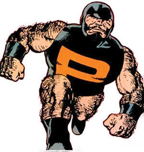 Puck (Marvel Comics) Scourge39s Top 50 Hand to Hand combatants in the Marvel Universe