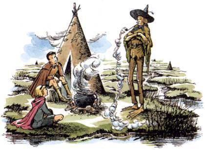 Puddleglum The Curious Faith Of Puddleglum The Marshwiggle Zack Hunt