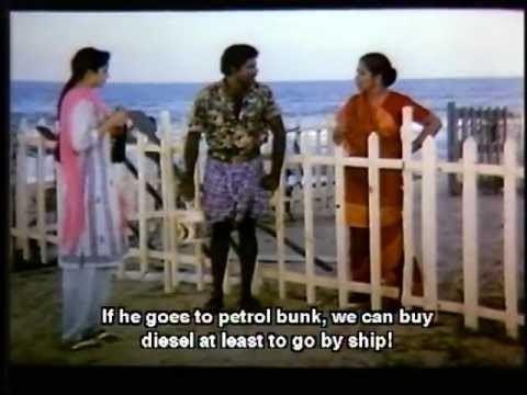 Pudhu Manithan movie scenes Pudhu Manidhan 5 17 Satyaraj Bhanupriya Saratkumar Classic Tamil Movie