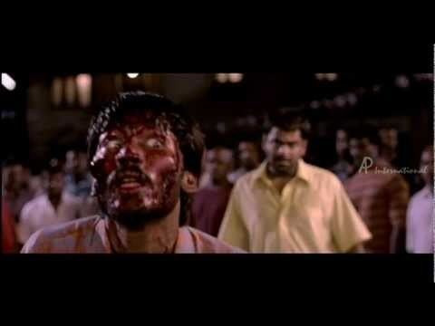 Pudhupettai Pudhupettai Tamil Movie Rowdies thrash Dhanush YouTube