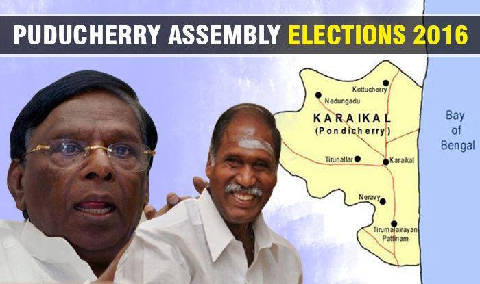 Puducherry Legislative Assembly election, 2016 s3indiacomwpcontentuploads201603162jpg
