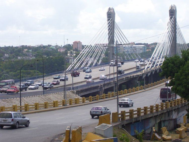 Image result for Puente Juan Bosch