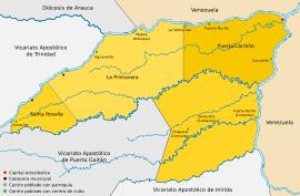 Vicariato apostlico de Puerto Carreo Wikipedia la enciclopedia