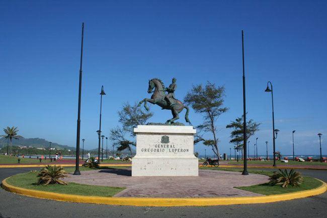 Puerto Plata (city) Tourist places in Puerto Plata (city)
