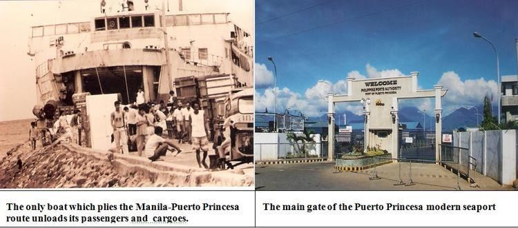 Puerto Princesa in the past, History of Puerto Princesa