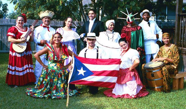 Puerto Rico Culture of Puerto Rico
