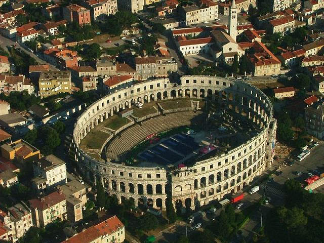 Pula Tourist places in Pula