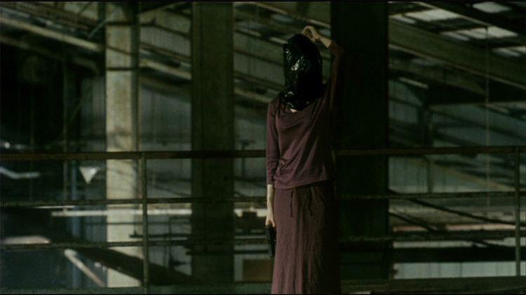 Pulse (2001 film) Decapitated Zombie Vampire Bloodbath 141 Kairo aka Pulse Kiyoshi