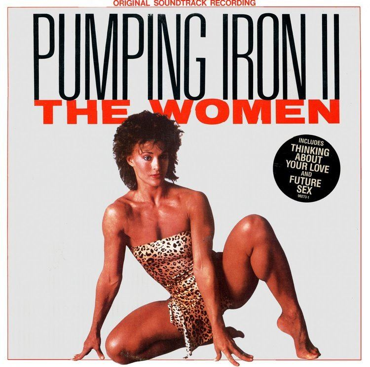 Pumping Iron II: The Women Pumping Iron II The Women Original Soundtrack Grace Jones OST LPCD 2