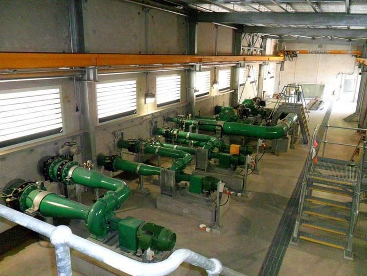 Pumping station Pumping Stations Water Pump Stations Waste Water Pump Stations