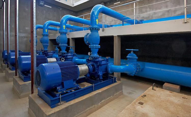 Pumping station Pumping Station Australian Electrical HVAC Plumbing Energy
